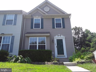 1158 Splashing Brook Drive, Abingdon, MD 21009 - #: MDHR236504