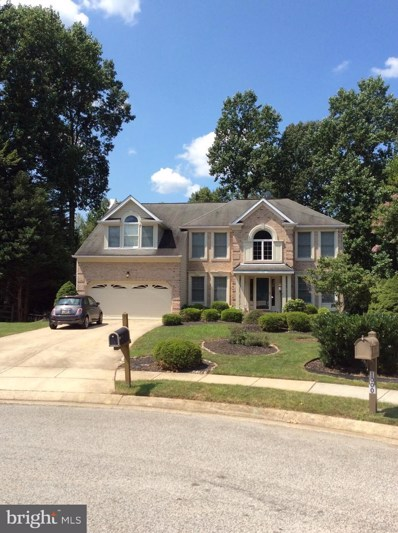 1001 Mulholland Court, Bel Air, MD 21014 - #: MDHR236508