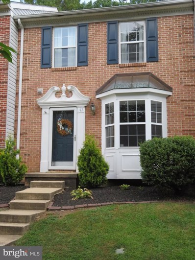172 Ferring Court, Abingdon, MD 21009 - #: MDHR236948