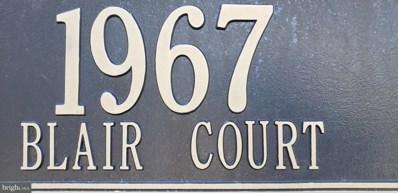 1967 Blair Court, Bel Air, MD 21015 - #: MDHR238480