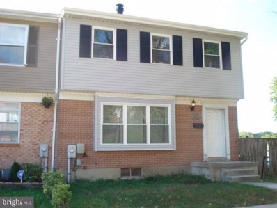 629 Burlington Court, Edgewood, MD 21040 - #: MDHR238892