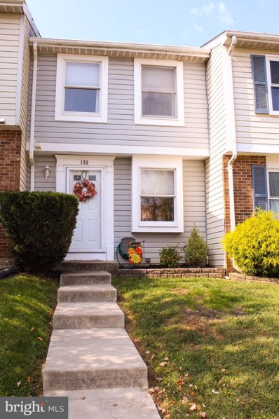 106 Long Meadow Court, Abingdon, MD 21009 - #: MDHR239340