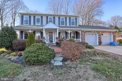 703 Ponderosa Court, Bel Air, MD 21014 - #: MDHR241280