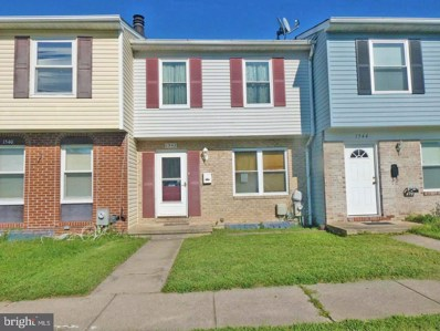 1542 Harford Square Drive, Edgewood, MD 21040 - #: MDHR241360