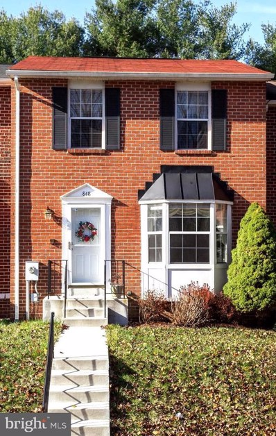 848 Ellicott Drive, Bel Air, MD 21015 - #: MDHR241376