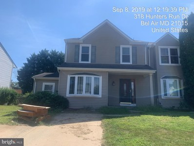 317 Hunter\'s Run Drive, Bel Air, MD 21015 - #: MDHR241690