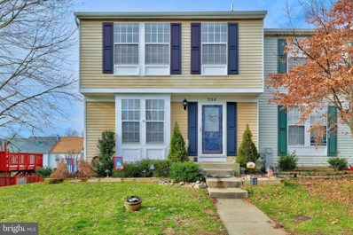 354 Delmar Court, Abingdon, MD 21009 - #: MDHR242244