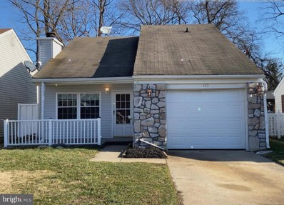 135 Redbud Road, Edgewood, MD 21040 - #: MDHR242678