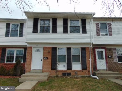 1534 Harford Square Drive, Edgewood, MD 21040 - #: MDHR243008