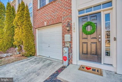 4734 Thistle Hill Drive, Aberdeen, MD 21001 - #: MDHR243904