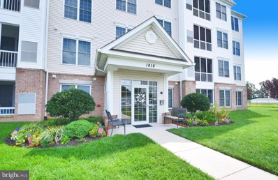 1818 Selvin Drive UNIT 104, Bel Air, MD 21015 - #: MDHR244126