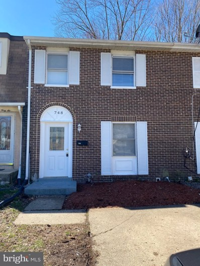 748 Sequoia Drive, Edgewood, MD 21040 - #: MDHR244218