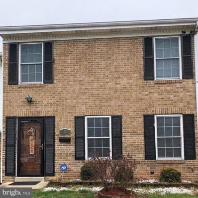 1583 Charlestown Drive, Edgewood, MD 21040 - #: MDHR244898