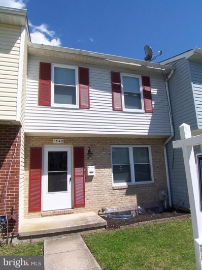 1542 Harford Square Drive, Edgewood, MD 21040 - #: MDHR246104