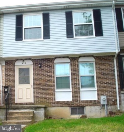 522 Burlington Court, Edgewood, MD 21040 - #: MDHR246302
