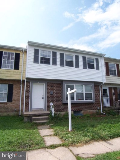 510 Jamestown Court, Edgewood, MD 21040 - #: MDHR251044