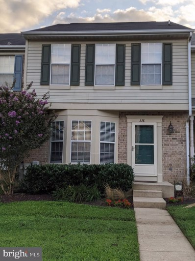 338 Honey Locust Court, Bel Air, MD 21015 - #: MDHR251858