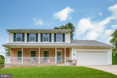 824 Flintlock Drive, Bel Air, MD 21015 - #: MDHR251902