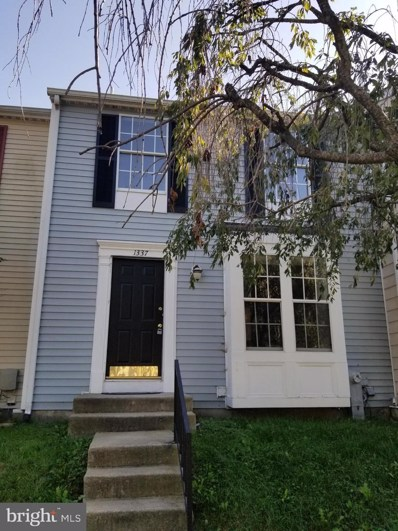 1337 E Spring Meadow Court, Edgewood, MD 21040 - #: MDHR252226