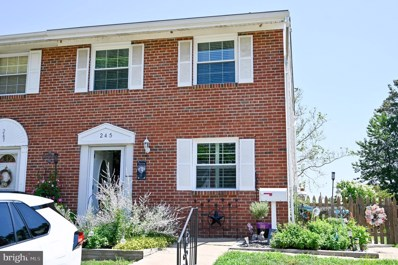 245 Haverhill Road, Joppa, MD 21085 - #: MDHR252324