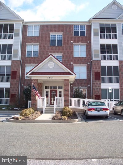 1601 Martha Court UNIT 103, Bel Air, MD 21015 - MLS#: MDHR253394
