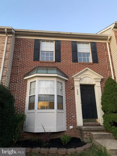 495 Ashton Lane, Abingdon, MD 21009 - #: MDHR254332