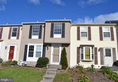 1306 Acorn Ridge Court, Edgewood, MD 21040 - #: MDHR254626