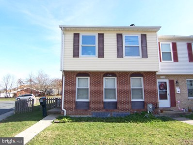 1540 Harford Square Drive, Edgewood, MD 21040 - #: MDHR256970