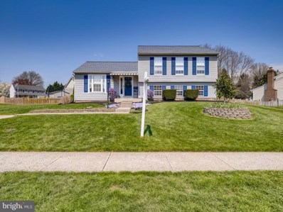 1011 Barrymore Drive, Bel Air, MD 21014 - #: MDHR257742