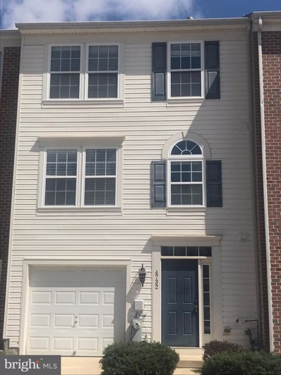 4732 Thistle Hill Drive, Aberdeen, MD 21001 - #: MDHR258308
