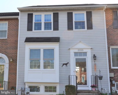 3355 Deepwell Court, Abingdon, MD 21009 - #: MDHR258446