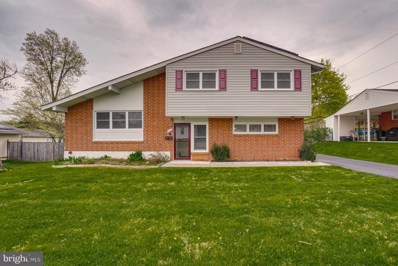 503 Courtland Place, Bel Air, MD 21014 - #: MDHR258672