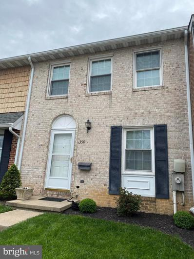 350 Harlan Square UNIT B-16, Bel Air, MD 21014 - #: MDHR259432