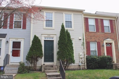 6638 Ducketts Lane UNIT 28-2, Elkridge, MD 21075 - MLS#: MDHW100368