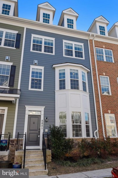 5851 Donovan Lane, Ellicott City, MD 21043 - #: MDHW2000024