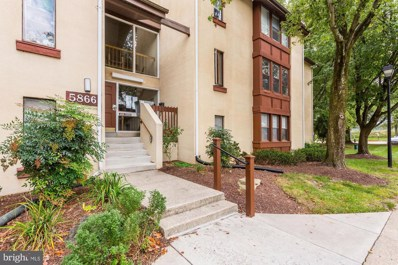 5866 Thunder Hill Road UNIT A-4, Columbia, MD 21045 - #: MDHW2000091