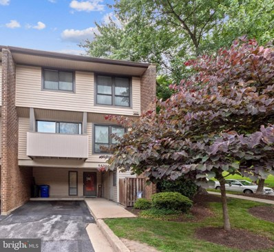 5430 Ring Dove Lane UNIT D-1-10, Columbia, MD 21044 - #: MDHW2001506