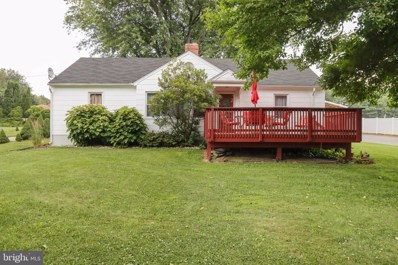 907 E Watersville Road, Mount Airy, MD 21771 - #: MDHW2001734