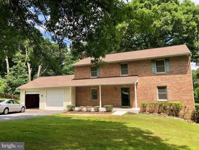 9672 Oak Hill Drive, Ellicott City, MD 21042 - #: MDHW208798