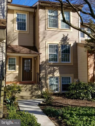 7519 Swan Point Way UNIT 19-8, Columbia, MD 21045 - #: MDHW208808