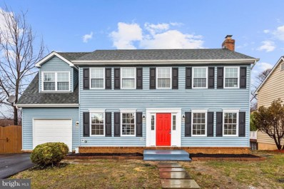 9331 Kings Post Court, Laurel, MD 20723 - #: MDHW209338