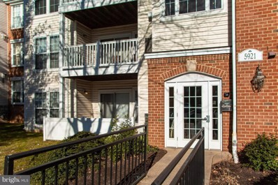 5921 Millrace Court UNIT I-101, Columbia, MD 21045 - #: MDHW209380