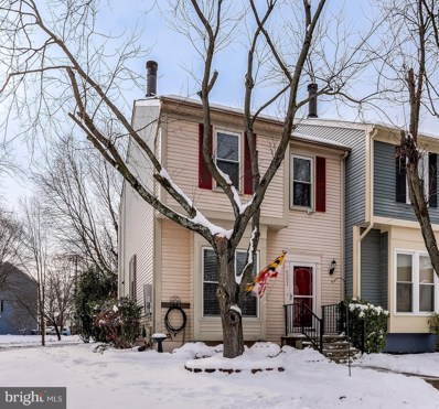 6301 Early Red Court, Columbia, MD 21045 - MLS#: MDHW209458