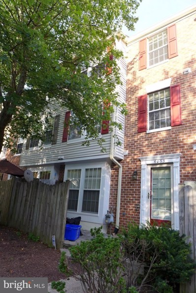 6033 Weekend Way UNIT 41, Columbia, MD 21044 - #: MDHW246178