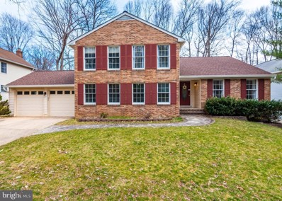 7509 Indian Pipe Court, Columbia, MD 21046 - #: MDHW250370