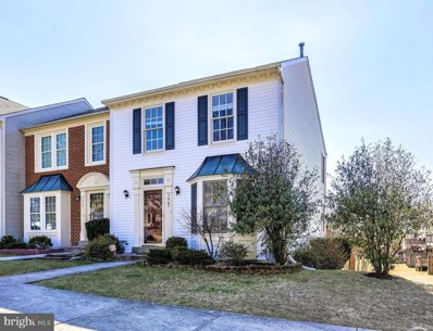 7947 Brightlight Place, Ellicott City, MD 21043 - #: MDHW251018