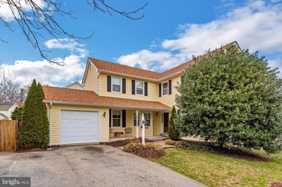 9315 Kings Post Court, Laurel, MD 20723 - #: MDHW251474
