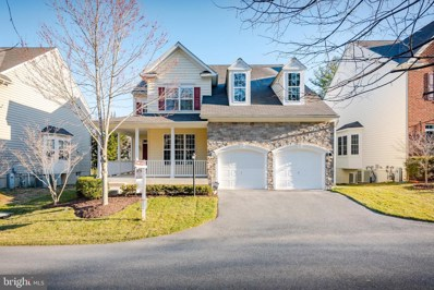 9088 Tiber Ridge Court, Ellicott City, MD 21042 - #: MDHW251514
