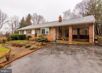 15955 Old Frederick Road, Mount Airy, MD 21771 - MLS#: MDHW251524
