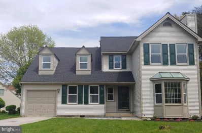 8970 Rosewood Way, Jessup, MD 20794 - MLS#: MDHW251662